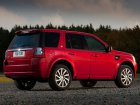 Land Rover  Freelander II (facelift 2010)  2.2 TD4 (150 Hp) AWD Automatic