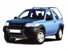 Land Rover Freelander Technical specifications and fuel economy