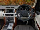 Land Rover  Range Rover III (Facelift 2009)  4.4 LR TD V8 (313 Hp) AWD Automatic