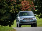 Land Rover  Range Rover IV (facelift 2017)  3.0 V6 (380 Hp) AWD Automatic Supercharged
