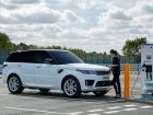 Land Rover  Range Rover Sport II (facelift 2017)  SVR 5.0 V8 (575 Hp) AWD Automatic Supercharged