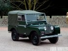 "Land Rover  Series I  2.0 (52 Hp)86"" 53-56гг."