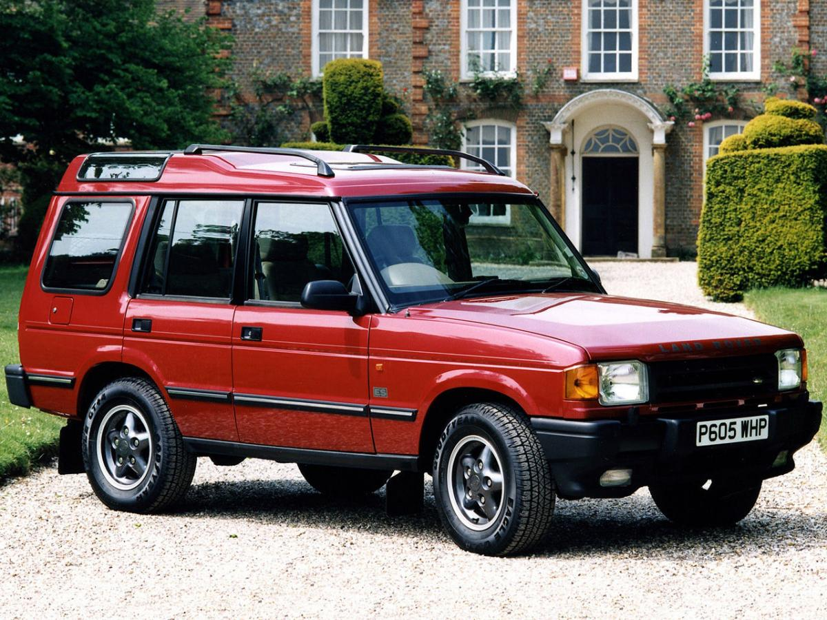 Land Rover Discovery I 3.5 i V8 (3 dr) (166 Hp)