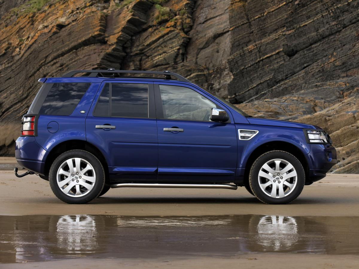land rover freelander technical specifications and fuel economy. Black Bedroom Furniture Sets. Home Design Ideas