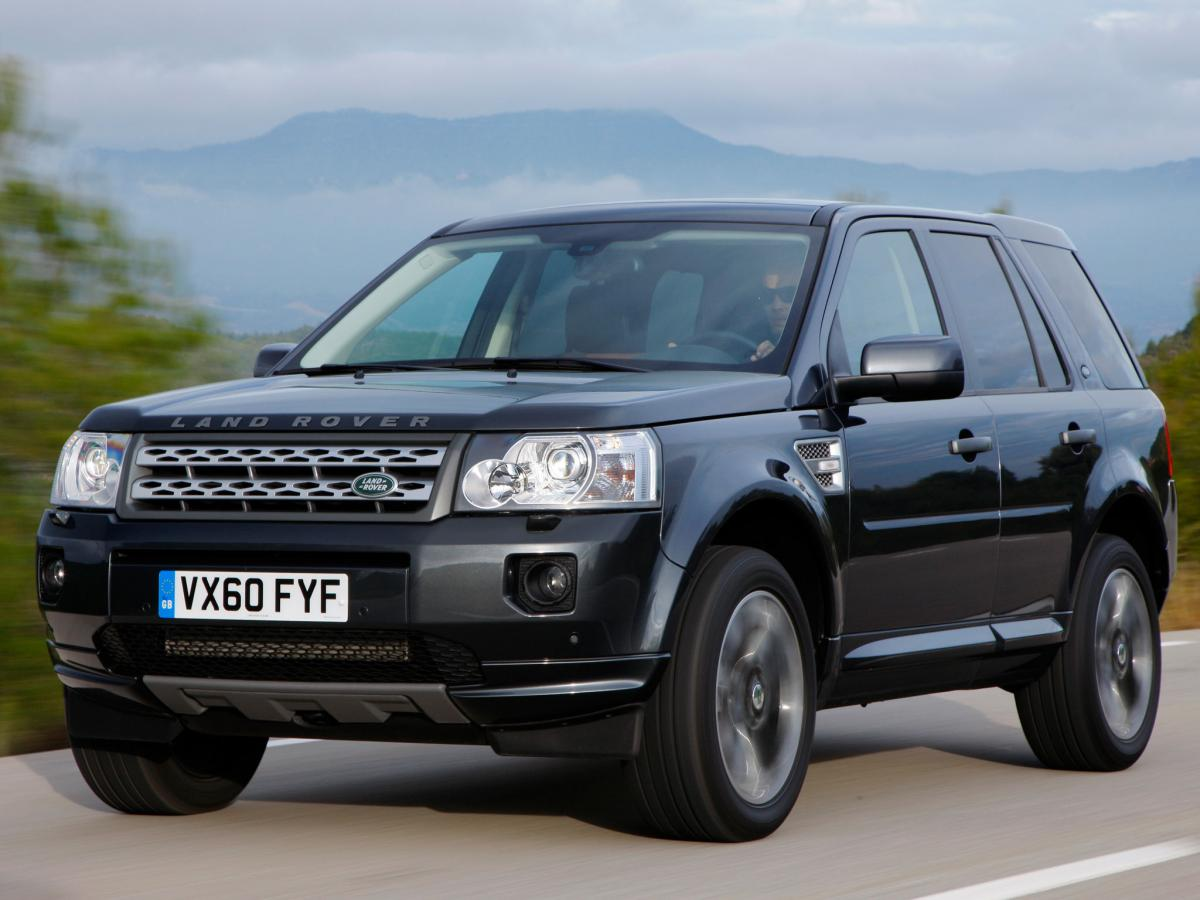 land rover freelander ii 2 2 td4 160. Black Bedroom Furniture Sets. Home Design Ideas
