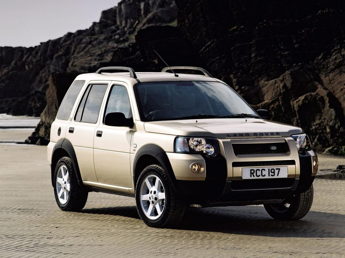 Land Rover Freelander Technical Specifications And Fuel