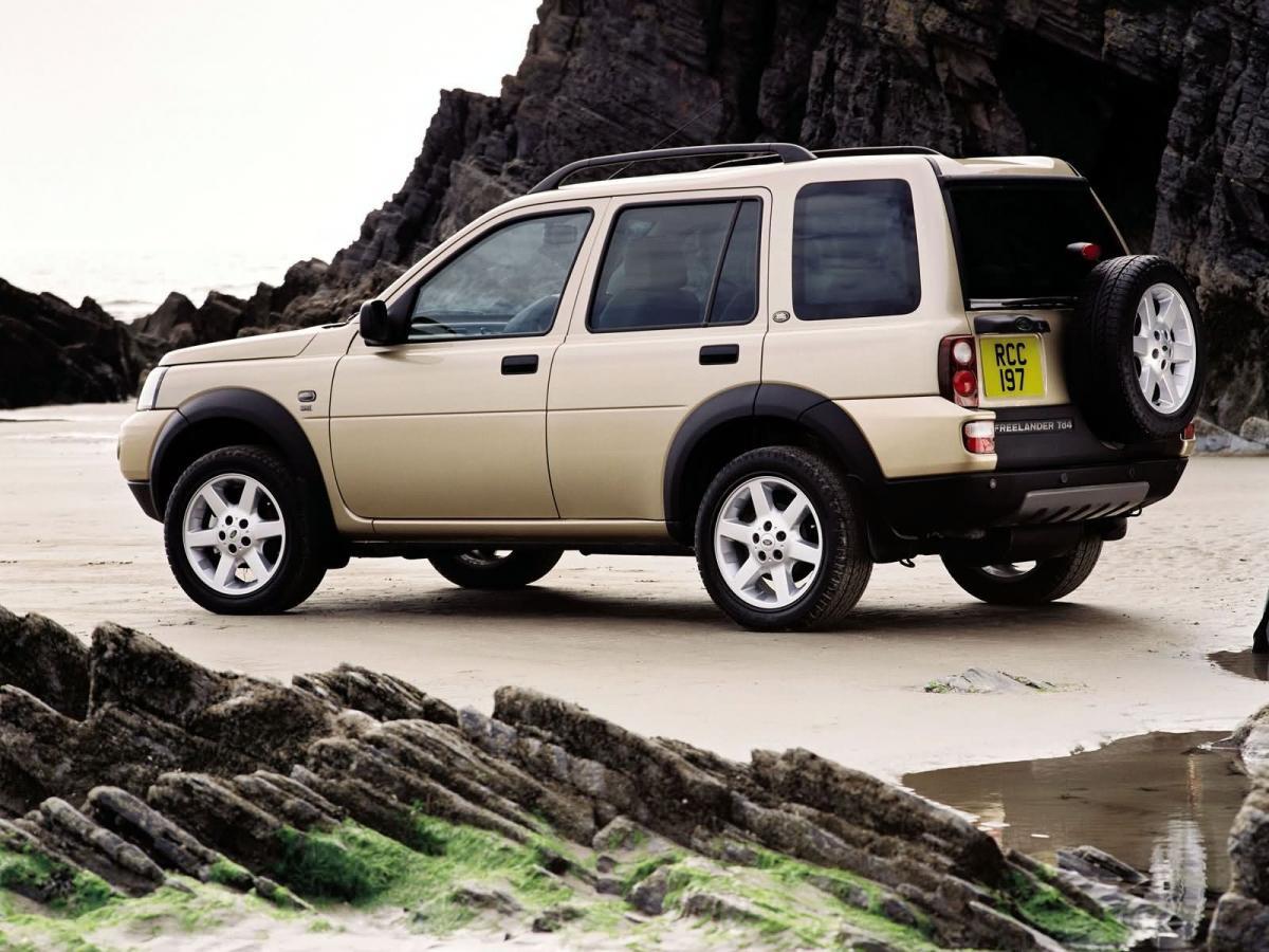 land rover freelander ln 2 5 v6 24v 177 hp. Black Bedroom Furniture Sets. Home Design Ideas