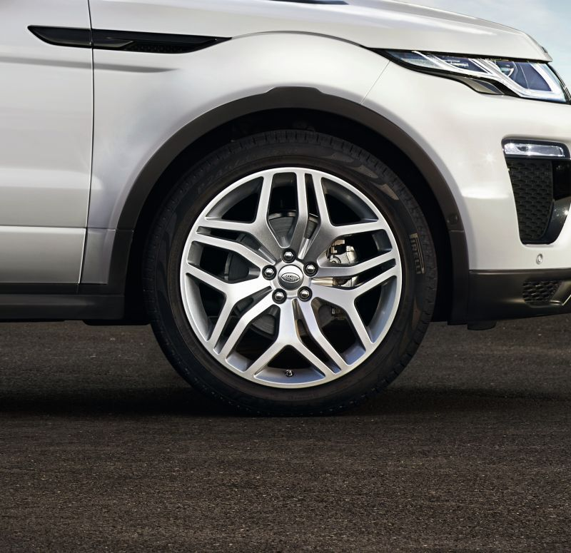Land Rover Range Rover Evoque I (facelift 2015) 2.0 TD4
