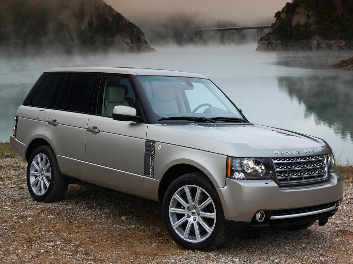 land rover range rover technical specifications and fuel economy. Black Bedroom Furniture Sets. Home Design Ideas