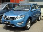 Landwind X5 Technical specifications and fuel economy