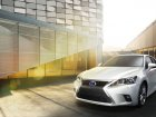 Lexus  CT 200h (facelift 2014)  1.8 (136 Hp) Hybrid