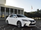 Lexus CT Technical specifications and fuel economy