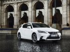 Lexus  CT 200h (facelift 2014)  1.8 (136 Hp) Hybrid
