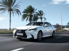 Lexus GS Technical specifications and fuel economy