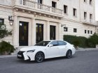 Lexus  GS IV (facelift 2015)  300h (223 Hp) Hybrid Automatic