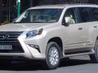 Lexus  GX (J150, facelift 2013)  460 V8 (301 Hp) AWD Automatic