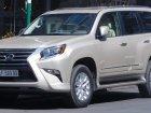 Lexus GX Spécifications techniques et économie de carburant