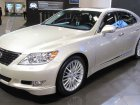 Lexus  LS IV (facelift 2009)  460 V8 (367 Hp) AWD Automatic