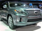 Lexus  LX III (facelift 2012)  570 V8 (383 Hp) AWD Automatic