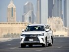 Lexus  LX III (facelift 2015)  570 V8 (383 Hp) AWD Automatic