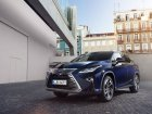 Lexus RX Technical specifications and fuel economy