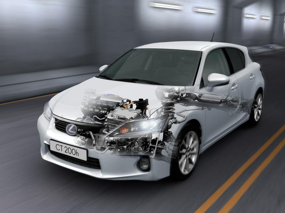 lexus ct technical specifications and fuel economy. Black Bedroom Furniture Sets. Home Design Ideas