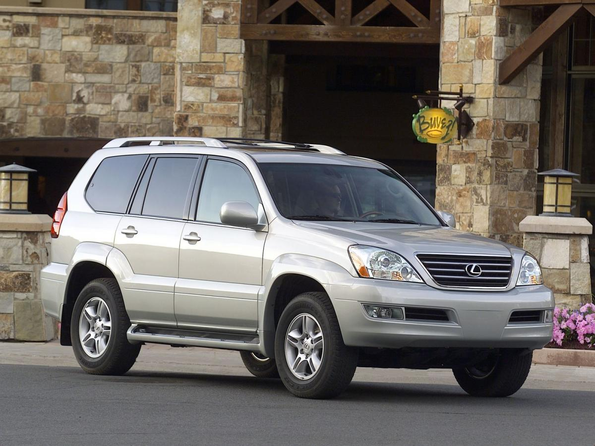 lexus gx technical specifications and fuel economy. Black Bedroom Furniture Sets. Home Design Ideas