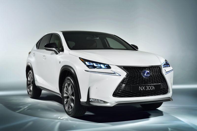 Lexus Nx Hybrid >> Lexus NX spécifications techniques et économie de carburant