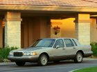 Lincoln  Town Car  4.6 V8 (223 Hp)
