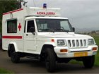 Mahindra Ambulance