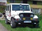 Mahindra Armada (CJ7)