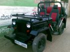 Mahindra  CJ 3 Wagon  2.3 D (38 Hp)