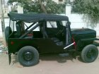 Mahindra  CJ 3 Wagon  2.2 (72 Hp)
