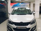 Mahindra Marazzo Technical specifications and fuel economy