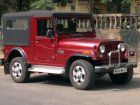 Mahindra Thar Technical specifications and fuel economy