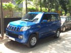 Mahindra TUV300 Technical specifications and fuel economy