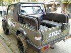 Maruti  Gypsy Cabrio  1.3 i 16V Gypsy King (80 Hp)