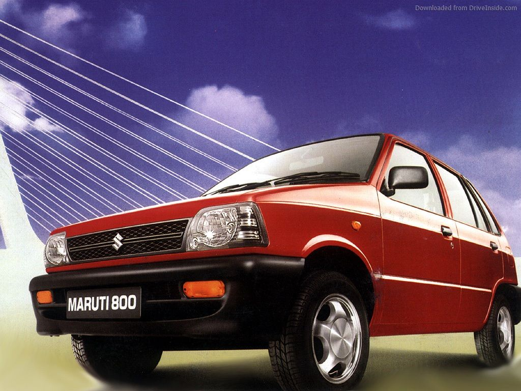 Maruti 800 Technical Specifications And Fuel Economy