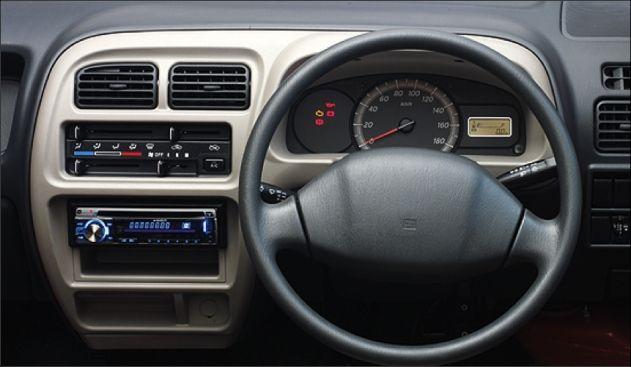 Maruti Suzuki Omni Engine Oil Capacity
