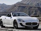 Maserati GranCabrio Spécifications techniques et économie de carburant