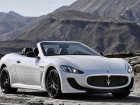Maserati GranCabrio Technical specifications and fuel economy