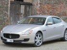 Maserati  Quattroporte S  4.7 (430 Hp)