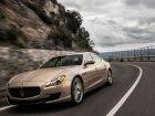 Maserati  Quattroporte VI (M156)  3.8 V8 (350 Hp) Automatic