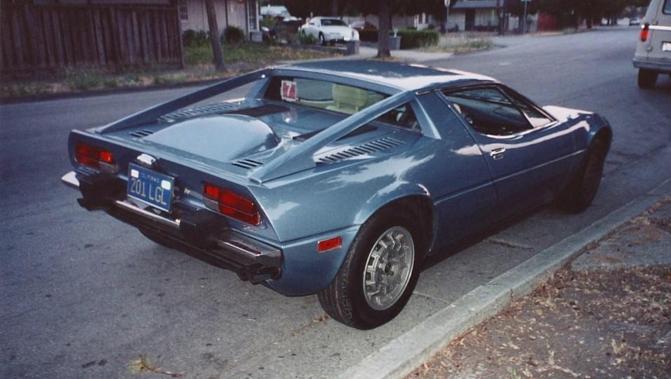 Subaru Oil Consumption >> Maserati Merak 3.0 SS (220 Hp)
