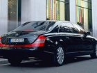 Maybach  Maybach 62  5.5 V12 (543 Hp)