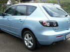 Mazda  3 I Hatchback (BK, facelift 2006)  1.6i (105 Hp)