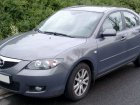 Mazda  3 I Sedan (BK, facelift 2006)  2.0i (150 Hp)