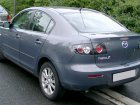 Mazda  3 I Sedan (BK, facelift 2006)  1.6i (105 Hp) Automatic