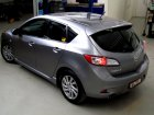 Mazda  3 II Hatchback (BL, facelift 2011)  1.6i (105 Hp) Automatic