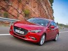 Mazda  3 III Hatchback (BM, facelift 2017)  2.0 SkyActiv-G (155 Hp) Automatic